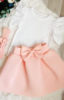 Kız Çocuk Candy Somon  Takım