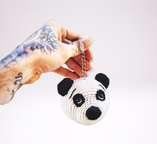 Örme Panda Oyuncak Tanıtım, Promosyon Örme Panda Oyuncak Online ... | 480x521